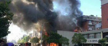 پنج انفجار کابل را لرزاند